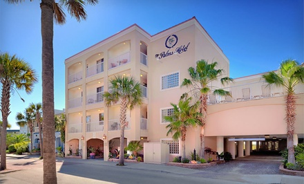 Stay at The Palms Hotel in Isle of Palms, SC; Dates into March Available