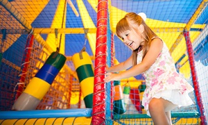 Playworld: Admission for Two or Four Children 12 or Younger at Playworld (41% Off)