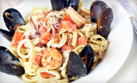 Citrus Cafe: Dinner for 2, Including 2 Entrees and 2 Glasses of House Wine - Citrus Cafe in Tustin