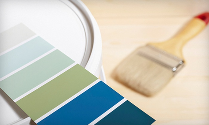 The Painting Pros - Saint Louis: $80 for Professional Painting of One Room from The Painting Pros ($161.68 Value)