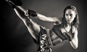 Octagon MMA: One Month of MMA, Kickboxing, or All-Access Classes at Octagon MMA (Up to 81% Off)