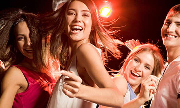 Suede Supper Club - Mount Pleasant: New Year's Eve Party Outing for Two or Four at Suede Supper Club in Mount Pleasant (Up to 56% Off)