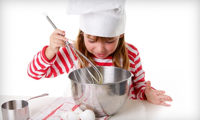 Katie's Cooking School - Encino: One or Three Children's Cooking Classes at Katie's Cooking School in Encino (Up to 54% Off)