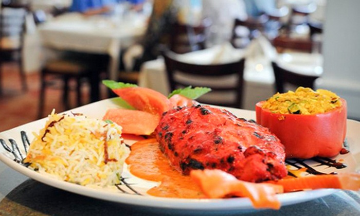 Bay Leaf Indian Cuisine - Shenandoah: $20 for $40 Worth of Indian Fare Sunday–Thursday or Friday and Saturday at Bay Leaf Indian Cuisine