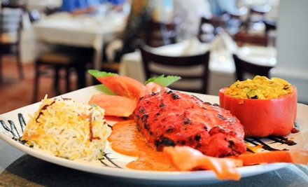$40 Groupon for Indian Fare Valid Sunday-Thursday - Bay Leaf Indian Cuisine in Baton Rouge