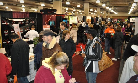 The 27th Bristol Home & Business Show on Feb. 24-26: 2 One-Day Adult-Admission Tickets (a $12 value) - Home & Business Show or Western New England Home Show in Bristol