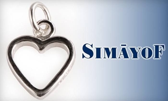 Simayof Jewelers - Cow Hollow: $39 for a Jewelry Service Package at Simayof Jewelers ($125 Value)