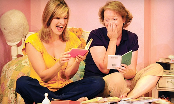 """""""Girls Only–The Secret Comedy of Women"""" - Downtown: Pittsburgh CLO Cabaret's """"Girls Only – The Secret Comedy of Women"""" (Up to 55% Off). Seven Shows Available."""