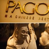 Half Off at Pagoda in the Fairmont Hotel