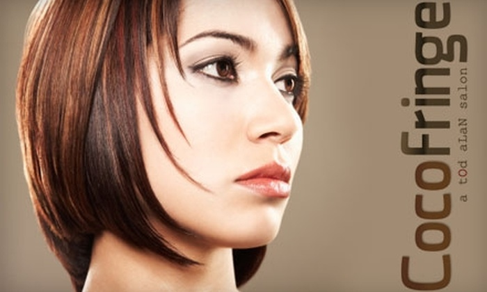 Coco Fringe - Downtown: $50 for $100 Worth of Cut and Color Services at Coco Fringe