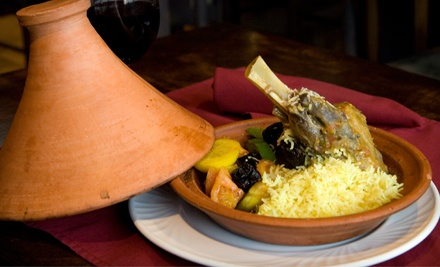 $40 Groupon to Nyala African Cuisine - Nyala African Cuisine in Vancouver
