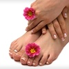 Half Off Mani-Pedi at Zoe Salon & Spa