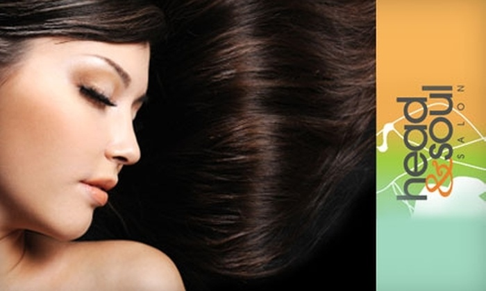 Head & Soul Salon - Russian Hill: Women's Haircut or a Brazilian Blowout Hair Treatment at Head & Soul Salon. Choose Between Two Options.