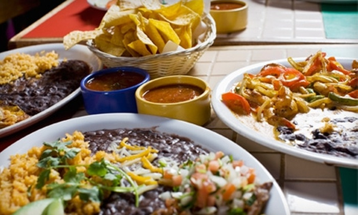 El Sombrero Restaurant - Mount Prospect: $12 for $25 Worth of Mexican Fare at El Sombrero Restaurant in Mount Prospect