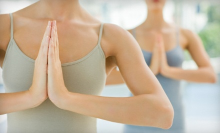 5-Class Package with Mat Rental (up to a $75 value) - Bikram Yoga Hudson in Hudson
