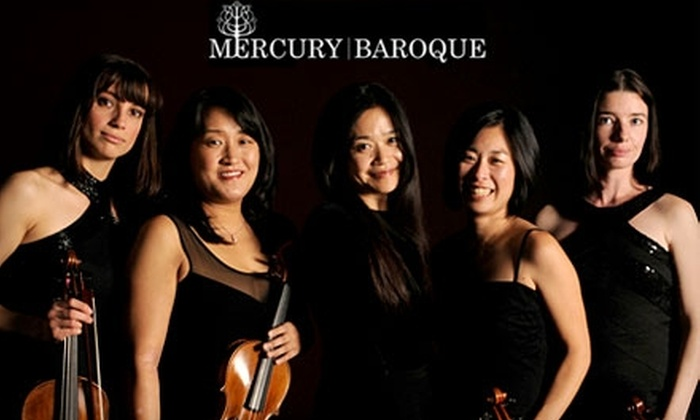 """Mercury Baroque - Downtown: $12 for General Admission Ticket to Sing-Along Handel's """"Messiah"""" on December 10 ($25 Value)"""