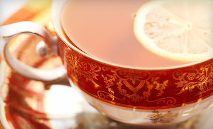 Tea Service for a Mother and One Child - Occasions Divine in Indianapolis