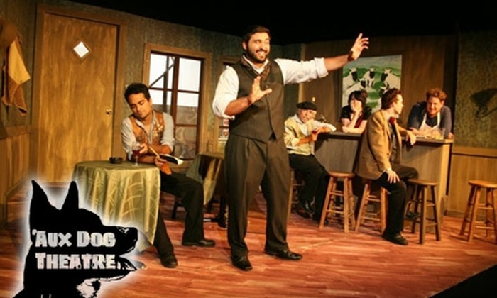 Aux Dog Theatre - Nob Hill: $16 for Two General-Admission Tickets to Aux Dog Theatre (Up to $32 Value)