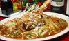 Mike's Rigatoni Bistro - North Valley Power Center: Two-Course Dinner for Two or $10 for $20 Worth of Italian and Greek Fare at Mike's Rigatoni Bistro in Peoria (Up to 51% Off)