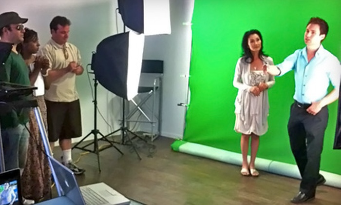 Break Into TV - City Center: One-Month or Two-Day Weekend Intensive TV-Hosting Class at Break Into TV in Glendale (Up to 52% Off)