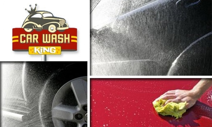 Car Wash King - Knolls: $30 for $60 Worth of Car Washes at Car Wash King