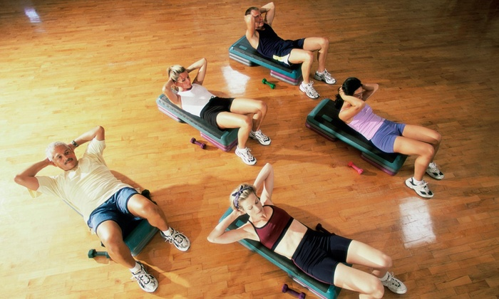 P A Fitness - Multiple Locations: 12 Weeks of Gym Membership at p a fitness (65% Off)