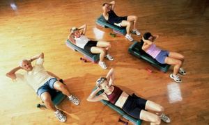 P A Fitness: 12 Weeks of Gym Membership at p a fitness (65% Off)