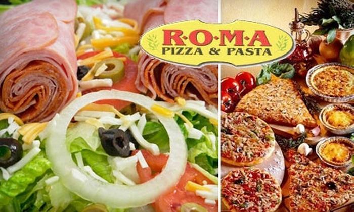 Roma Pizza & Pasta - Green Hills: $10 for $20 Worth of Casual Italian Fare at Roma Pizza & Pasta