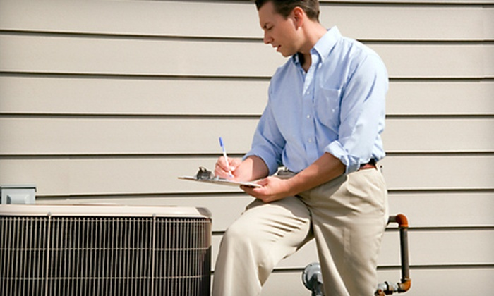 Aranda Air - Old Tucson Ranch Estates: $65 for a Wintertime 30-Point Heating System Inspection and a Springtime 30-Point Cooling System Inspection from Aranda Air ($150 Value)