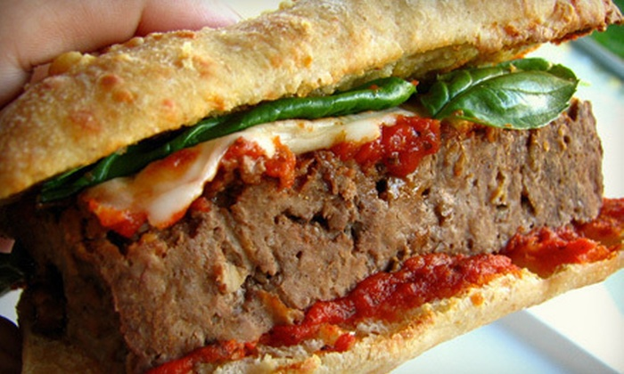 Take 5 Catering - Grand Rapids: $15 for $30 Worth of Delivered Lunch Fare from Take 5 Catering