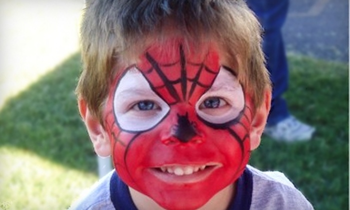 Mug Shots Face Painting - Springfield MO: $35 for Face Painting ($75 Value) or $99 for Party Planning Services ($200 Value) from Mug Shoots Face Painting