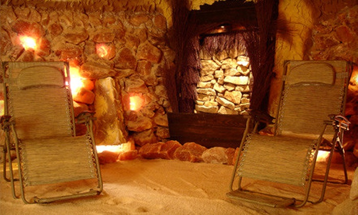 Williamsburg Salt Spa - Jamestown: 45-Minute Salt-Cave-Therapy Session for One or Two at Williamsburg Salt Spa (Up to 62% Off)