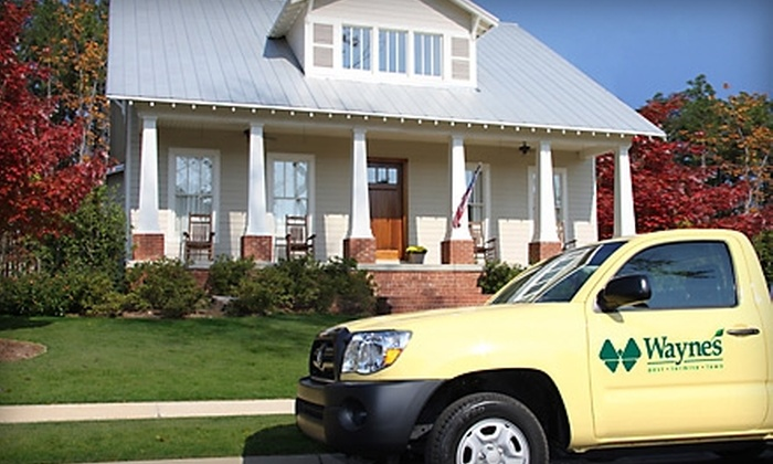 Wayne's Environmental Services - Mobile / Baldwin County: $25 for $75 Worth of Pest Prevention and Lawn Care Plus $25 Toward an Annual Agreement from Wayne's Environmental Services