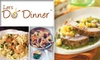 Let's Do Dinner - Arrowhead Ranch: $45 for Six Preassembled Meals for Pickup or $90 Toward Six Flex Meals at Let's Do Dinner