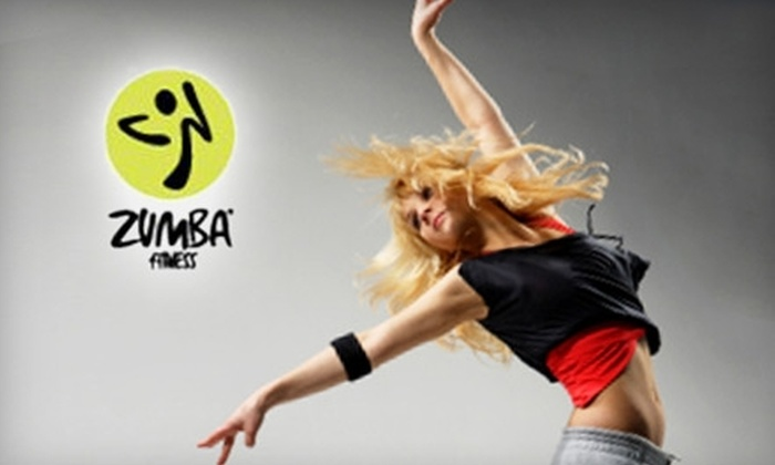 Get Fit NL - Paradise: $15 for Five Zumba Classes at Get Fit NL (Up to $35 Value)