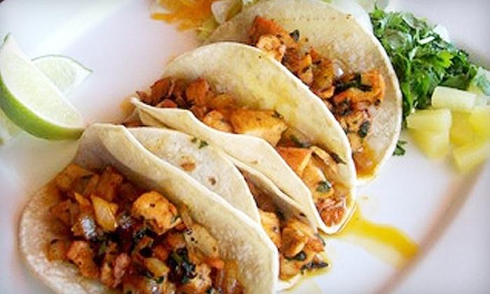 La Fiesta Cafe - Palm Beach: $15 for $30 Worth of Mexican Fare at La Fiesta Cafe in Delray Beach