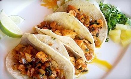 $30 Groupon to La Fiesta Cafe - La Fiesta Cafe in Delray Beach