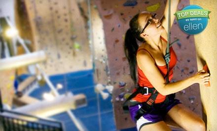 1-Year Membership  - Hangar 18 Indoor Climbing Gyms in Hawthorne