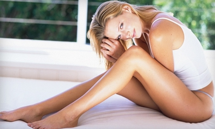Hairfree Laser Skin Clinics - Multiple Locations: Medicated Facials or Cellulite Treatments at Hairfree Laser Skin Clinics
