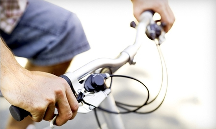County Cycles - Roseville: $15 for $30 Worth of Bikes, Equipment, Accessories, and Service at County Cycles in Roseville