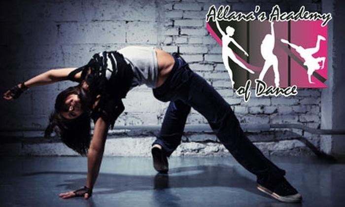 Allana's Academy of Dance - Littleton: $25 for a 10-Class Punch Card at Allana's Academy of Dance, Plus 25% Off First-Month Enrollment