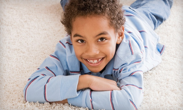 Ultra-Clean Carpets - Brookfield: $45 for Three Rooms of Carpet Cleaning from Ultra-Clean Carpets (Up to $89 Value)
