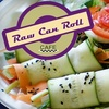 $5 for Organic Fare at Raw Can Roll