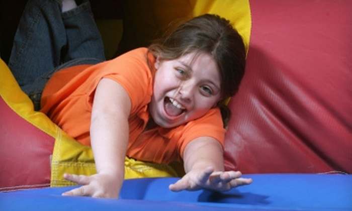 Bounce-A-Rama - Lawrenceville: Kids' Play or Party at Bounce-A-Rama in Lawrenceville