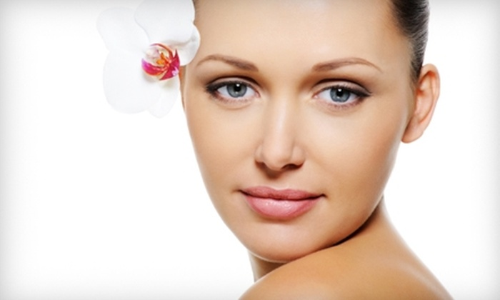 Joanna Ruley-Garza Beauty, Style and Wellness - San Marcos: Nonsurgical Facelift Treatment at Joanna Ruley-Garza Beauty, Style and Wellness in San Marcos. Two Options Available.