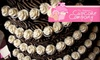 The Baltimore Cupcake Company: $69 for Custom-Designed DIY Cupcake Cake Package, Recipe, and Shipping from The Baltimore Cupcake Company (Up to $179 Value)