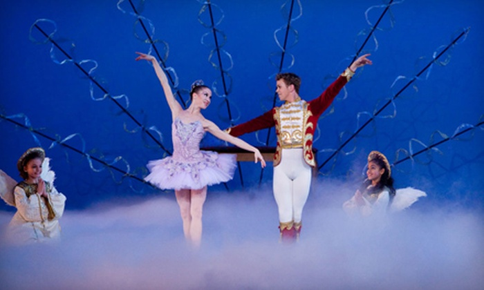 """Grand Rapids Ballet Company presents """"The Nutcracker"""" - Multiple Locations: Two Tickets to Grand Rapids Ballet Company's """"The Nutcracker"""" at DeVos Performance Hall (Half Off). 8 Options Available."""