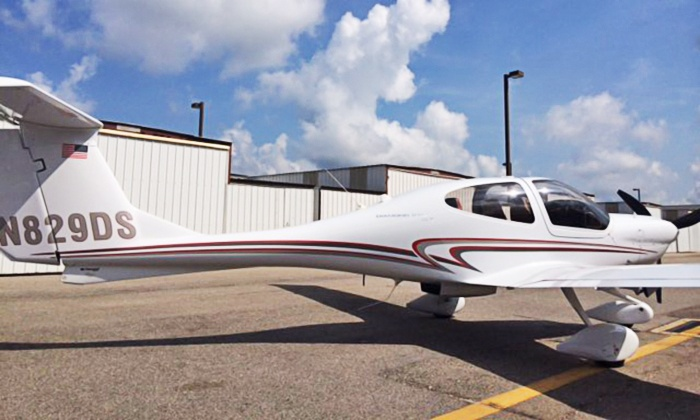 Blue Line Aviation LLC - Multiple Locations: Discovery Flight or Flight-Training Starter Package from Blue Line Aviation LLC (Up to 46% Off)