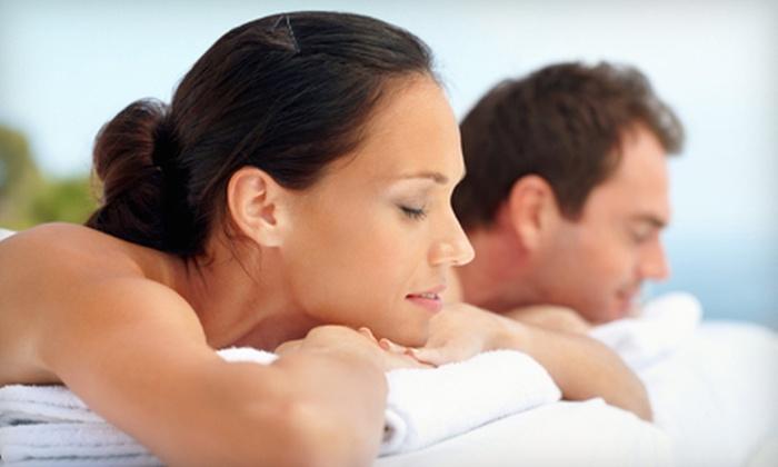 Revitalizing Touch Massage - West Southwest 3: $65 for a One-Hour Couples Massage at Revitalizing Touch Massage ($130 Value)