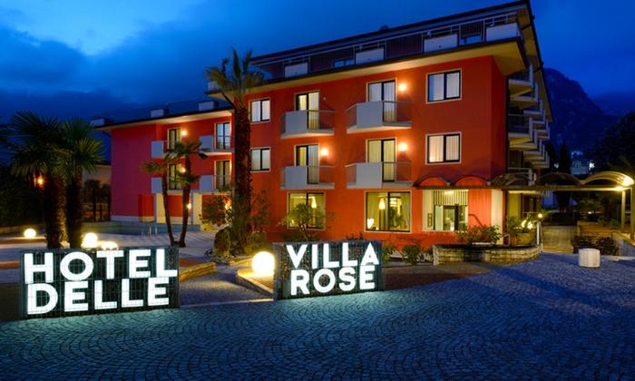 Hotel Villa Delle Rose Arco Groupon
